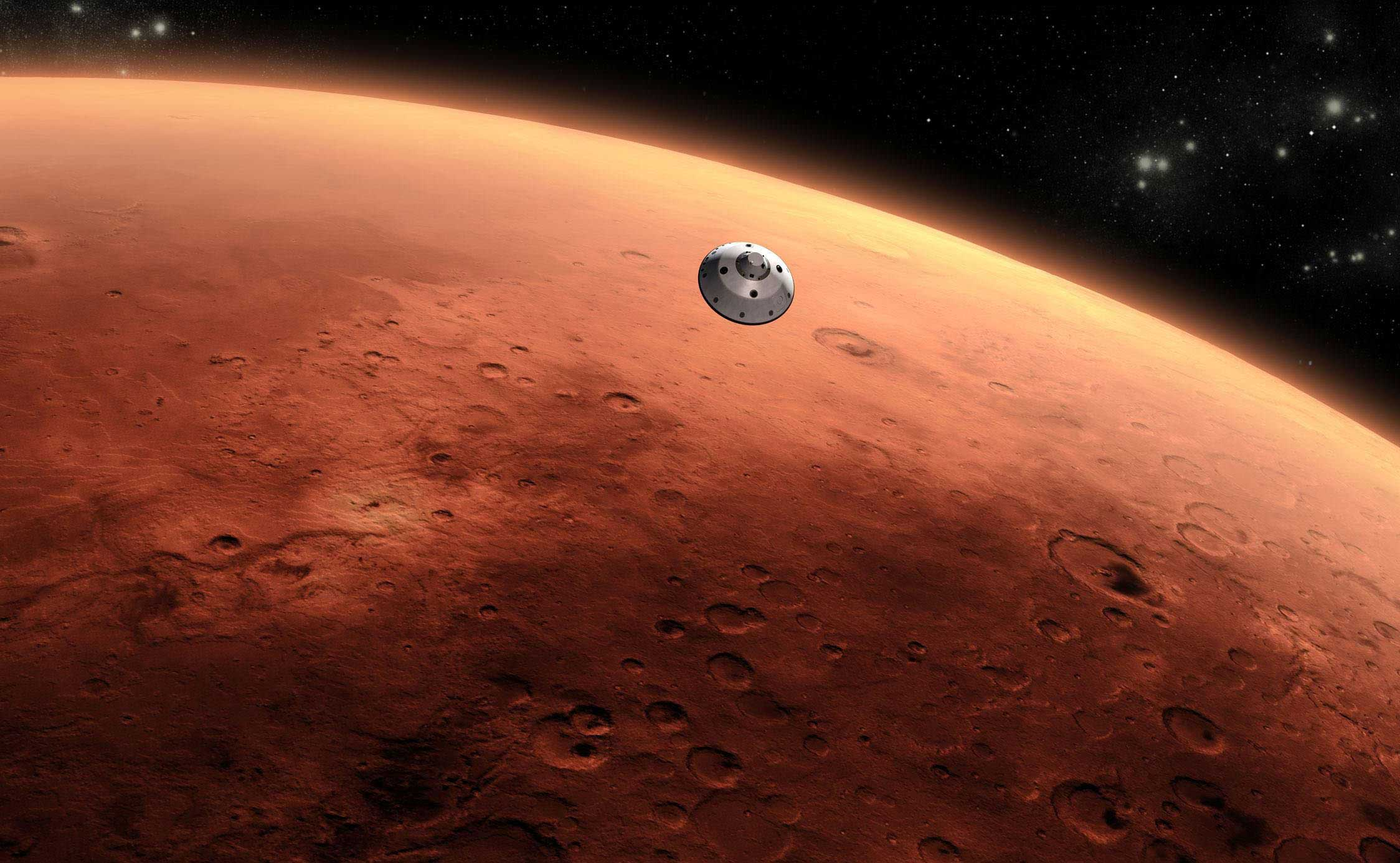 Space: Mars, meteors and monkeys